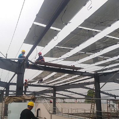Solar flexible mounting system manufacturer